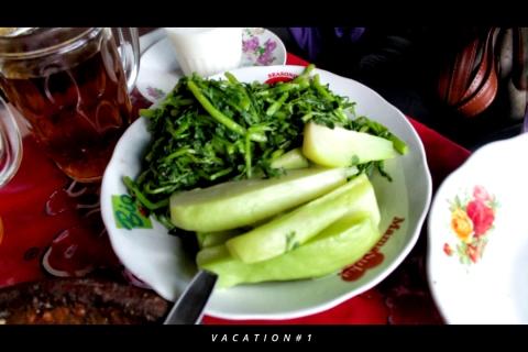 sayur lalap